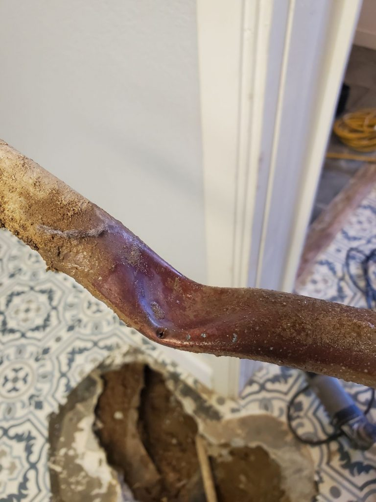 innovaiton plumbing slab leak 2